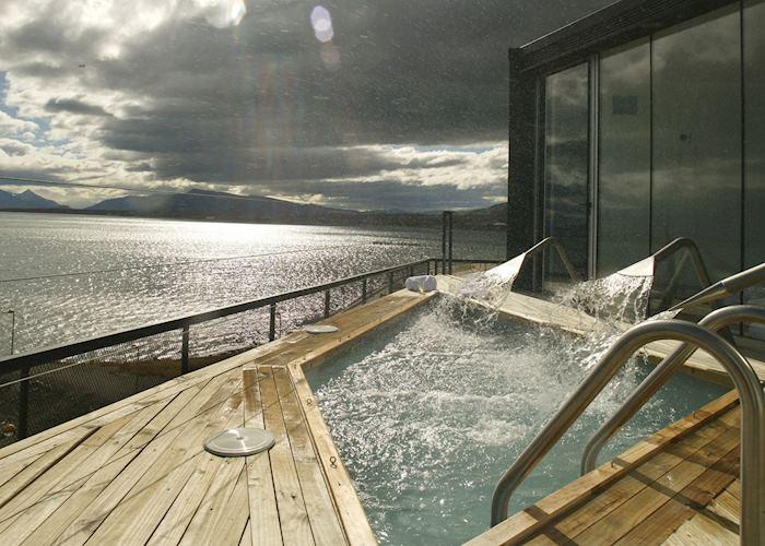 Spa, Hotel Indigo, Puerto Natales