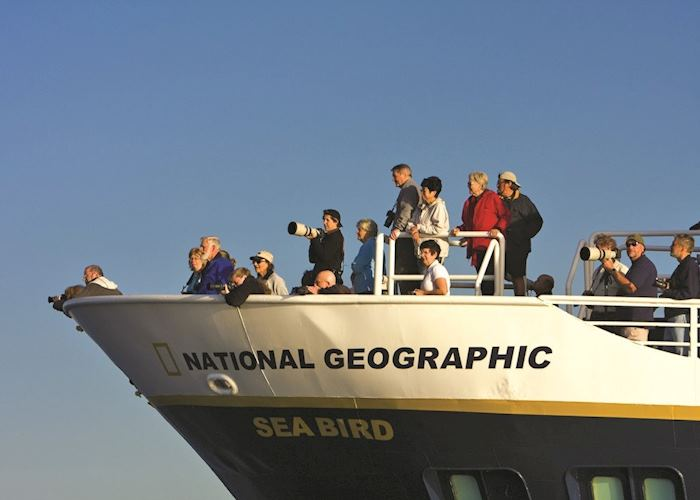 National Geographic Sea Bird, Lindblad Expeditions