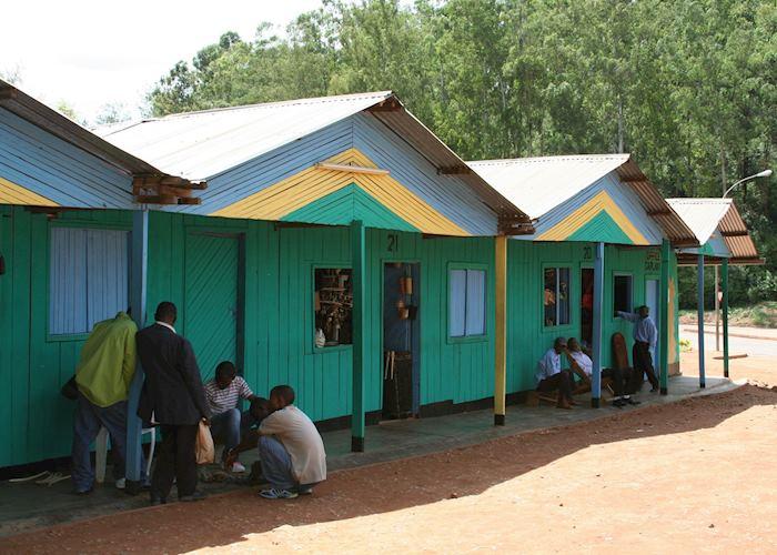 Caplaki Handicraft Centre, Kigali