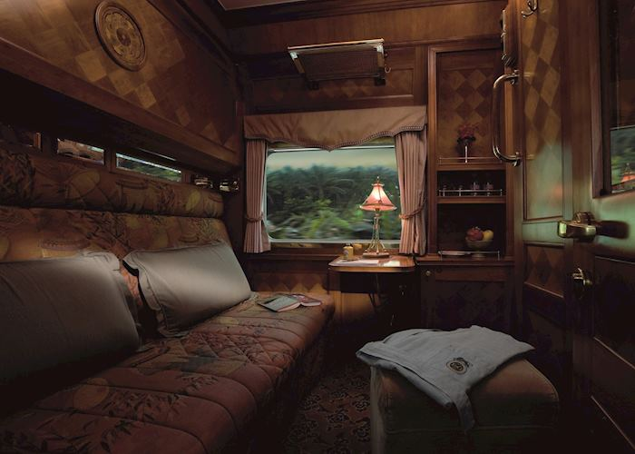Pullman Compartment, Eastern & Oriental Express, Singapore