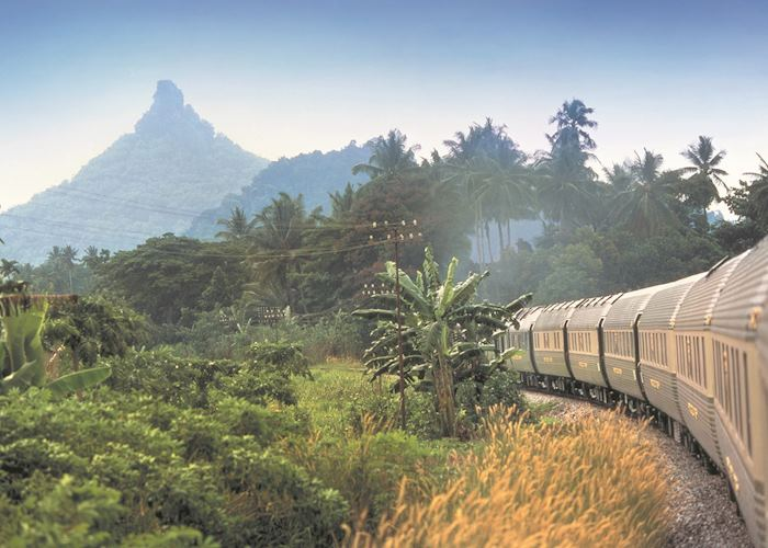 Eastern & Oriental Express, Singapore