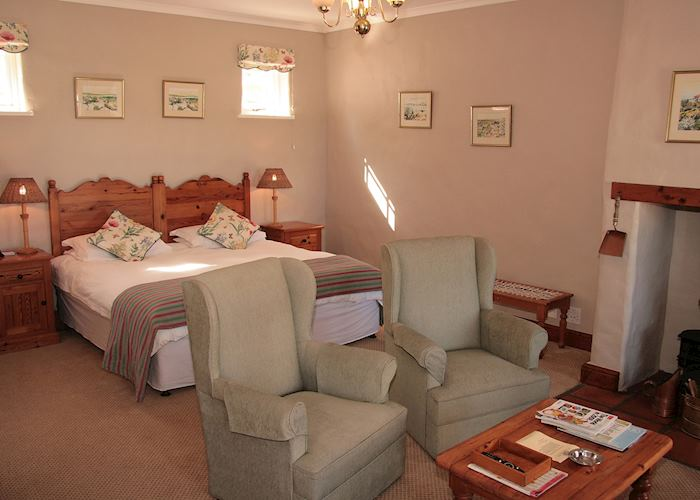 Classic Room. The Farmhouse Hotel, Langebaan