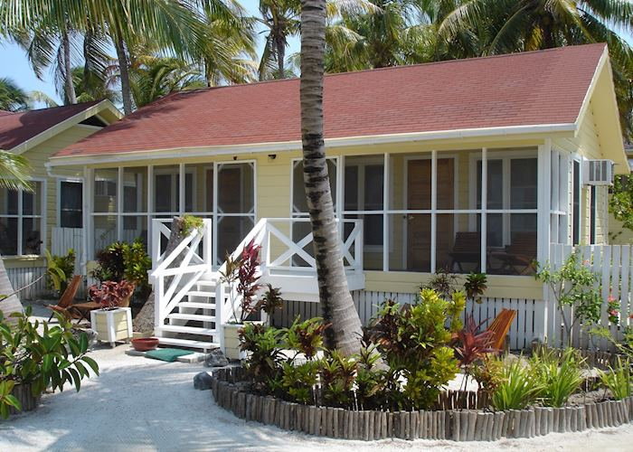 Turneffe Island Lodge, Turneffe Atoll