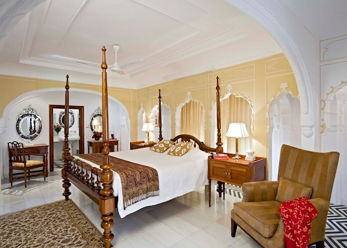 Deluxe Room, Samode Palace