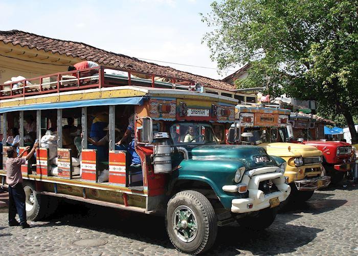 Chiva,  Santa Fe de Antioquia