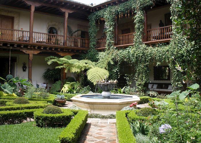 Hotel Palacio de Dona Leonor, Antigua