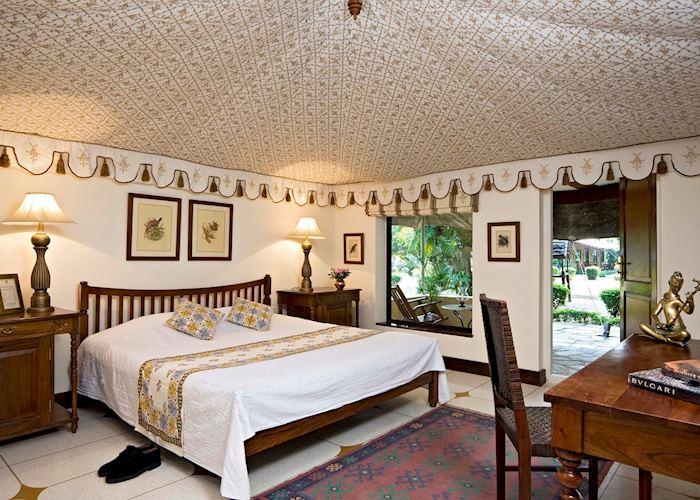 Tented room, Samode Bagh, Samode