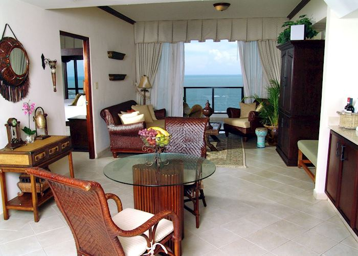 Suite, Intercontinental Miramar Hotel, Panama City