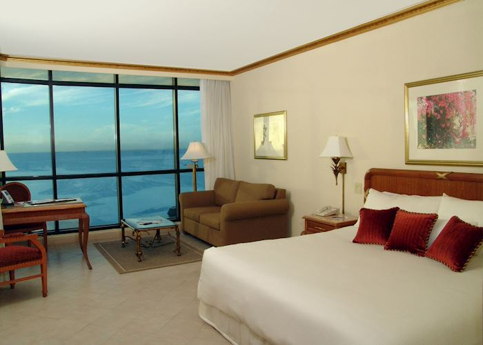 Standard Ocean View, Intercontinental Miramar Hotel, Panama City