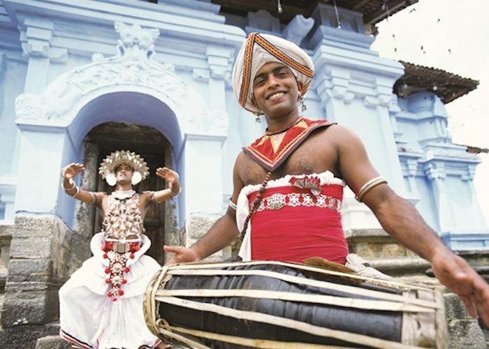 Kandyan Dancers, Kandy