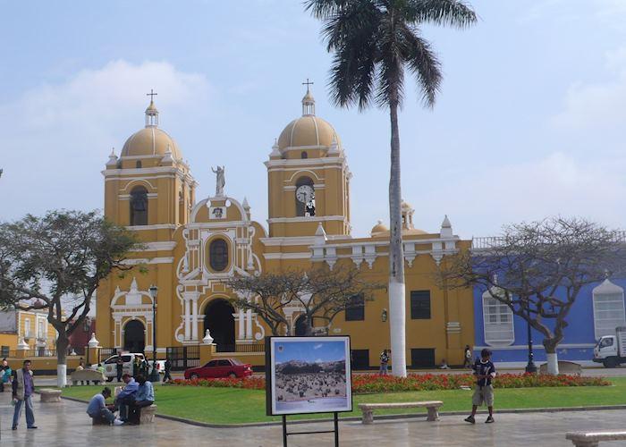 Main plaza, Trujillo