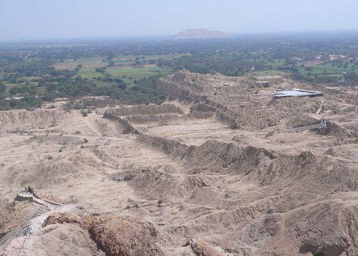 Huaca Larga, Tucume