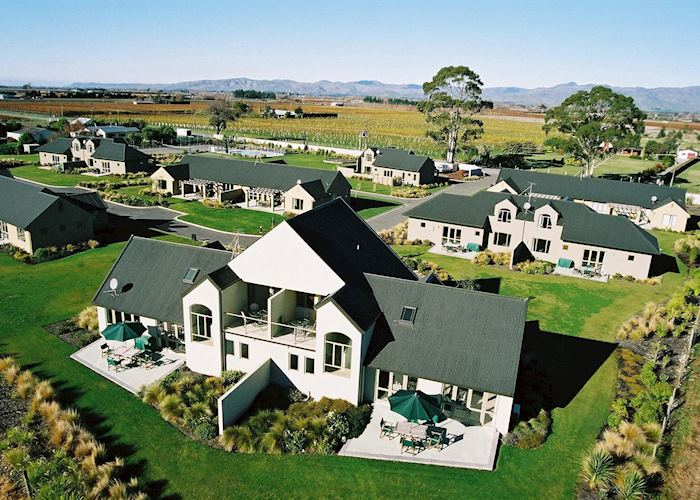 Vintner's Retreat Villas, Blenheim & The Winelands
