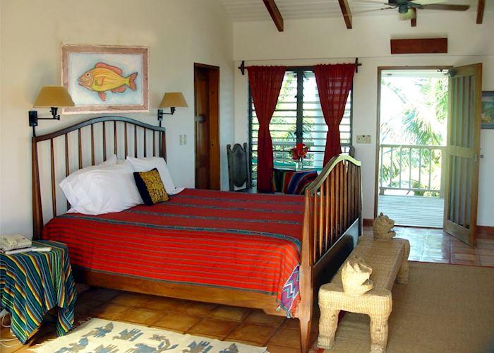 Oceanview Junior suite, The Inn at Robert's Grove, Placencia