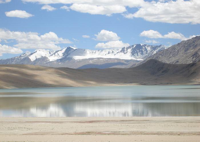 Typical landscapes of Ladakh