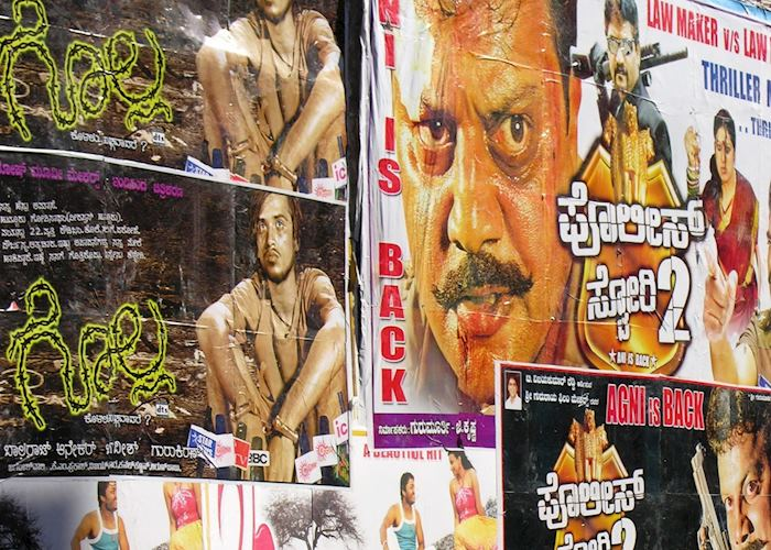 Bollywood posters, Bangalore