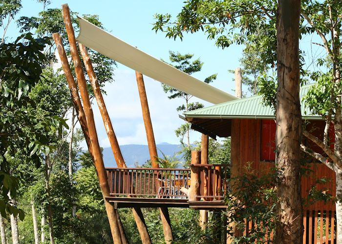 Rose Gums Wilderness Retreat, Atherton Tablelands
