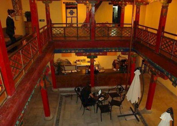 Yabshiphunkhang Hotel, Lhasa