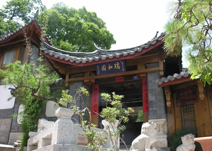 Zen Garden - Lion's Yard Annexe, Lijiang