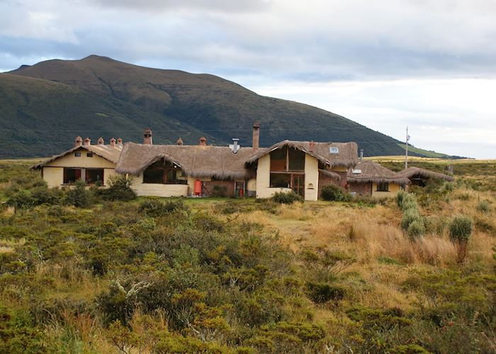 Chilcabamba Lodge, Cotopaxi