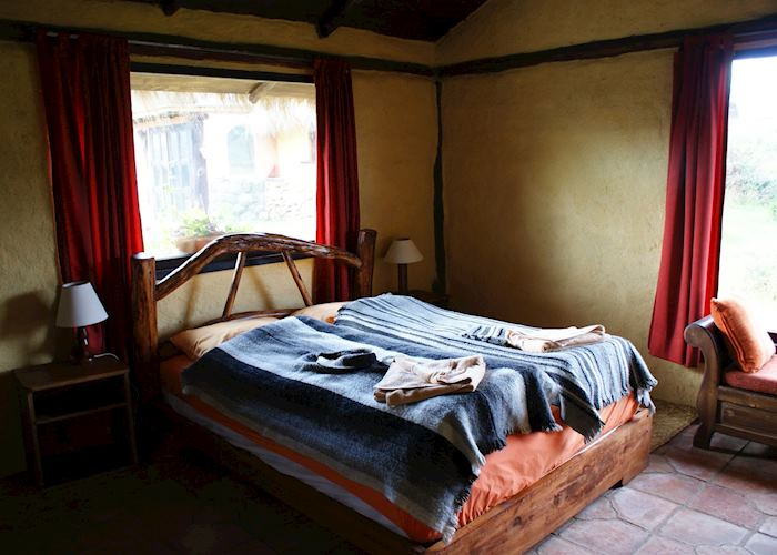 Standard room, Chilcabamba Lodge, Cotopaxi