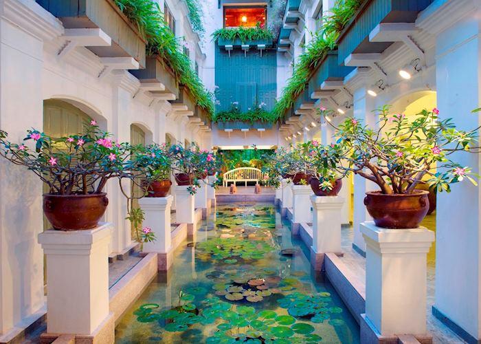 Spa at the Mandarin Oriental, Bangkok, Bangkok