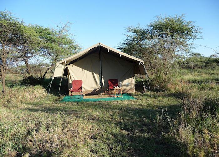 Wildfrontiers Serengeti Wilderness Camp, Serengeti National Park