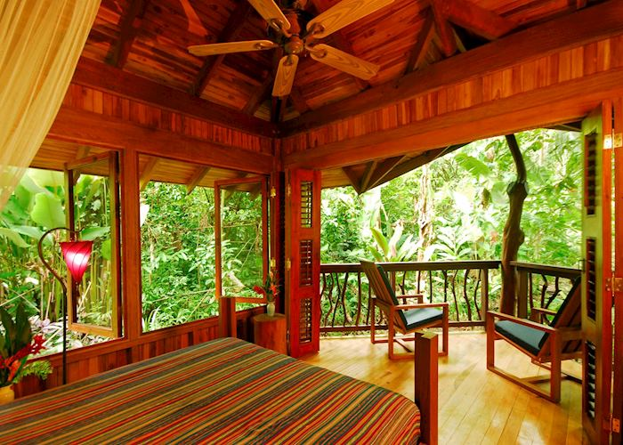 Nicuesa Rainforest Lodge, Nicuesa Rainforest Lodge