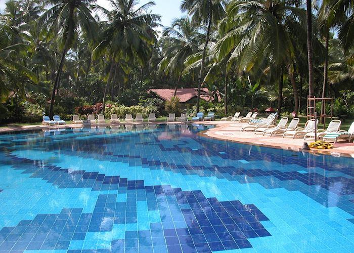 Swimming Pool at the Vivanta by Taj - Holiday Village