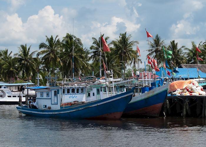 Pangkalan Bun, Kalimantan, Indonesia
