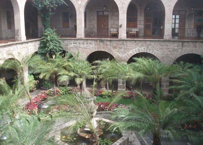 Hotel de la Soledad, Morelia
