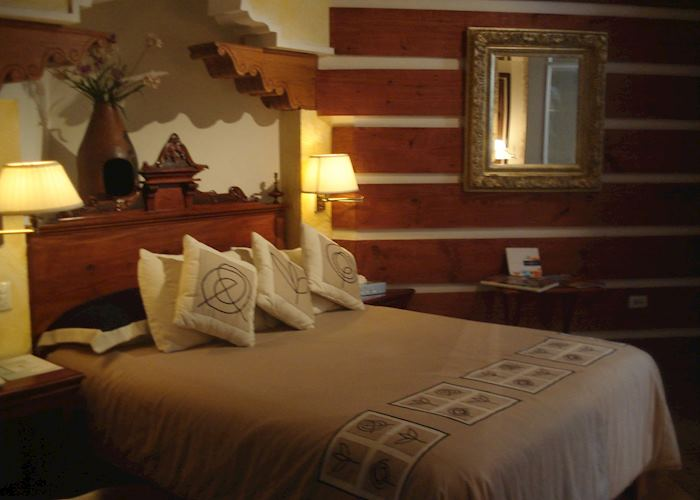 Junior Suite, La Casa de las Rosas, Morelia