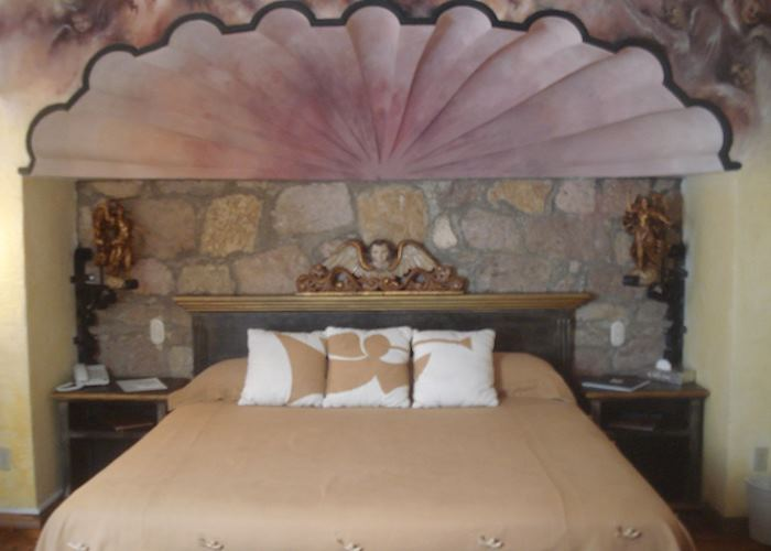 Master Suite, La Casa de las Rosas, Morelia