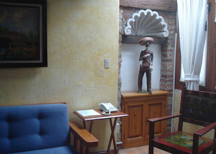 La Casa de las Rosas, Morelia