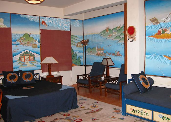 Suite at Chonor House, Dharamsala