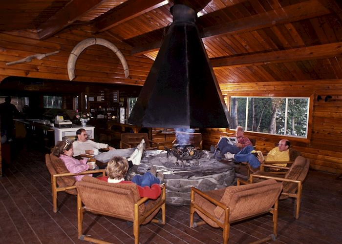 Brooks Lodge, Katmai National Park