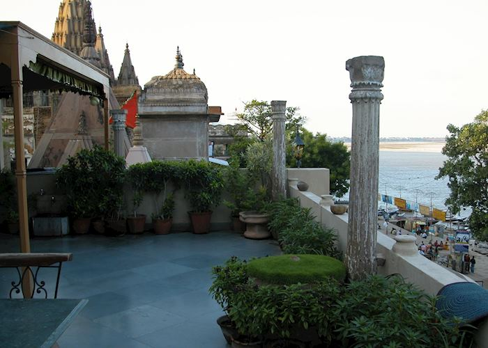 Hotel Ganges View, Varanasi