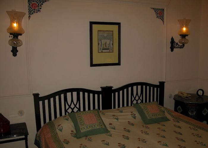 Standard a/c room, Hotel Ganges View, Varanasi