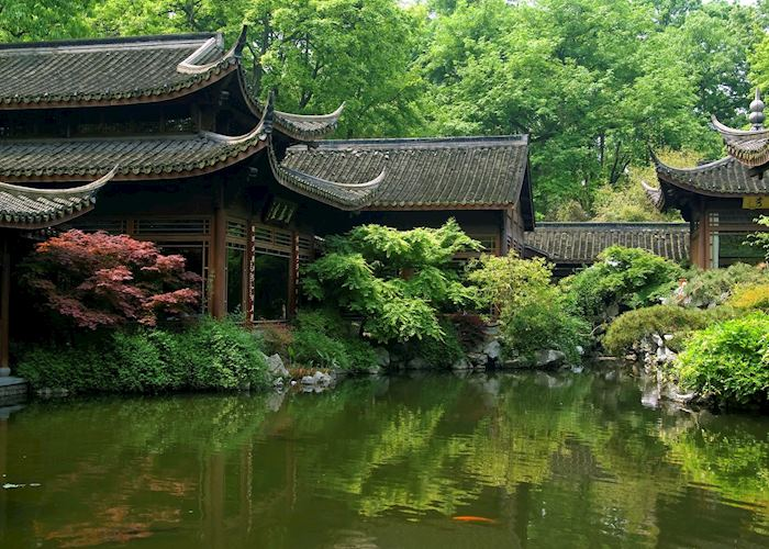 Traditional Chinese Garden, Suzhou