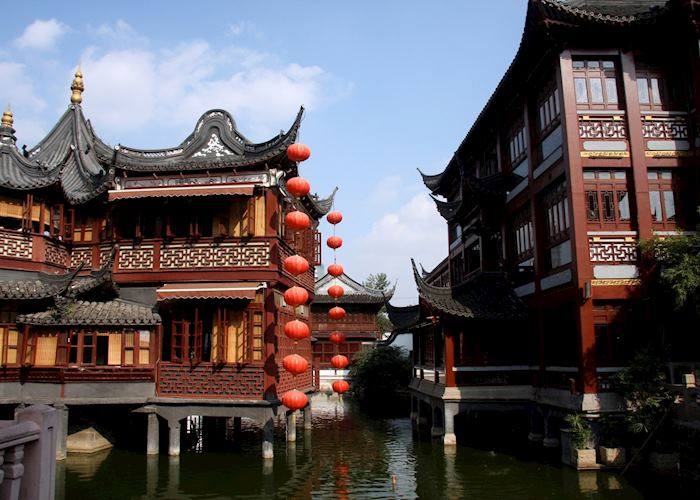 Yuyuan Teahouse, Shanghai