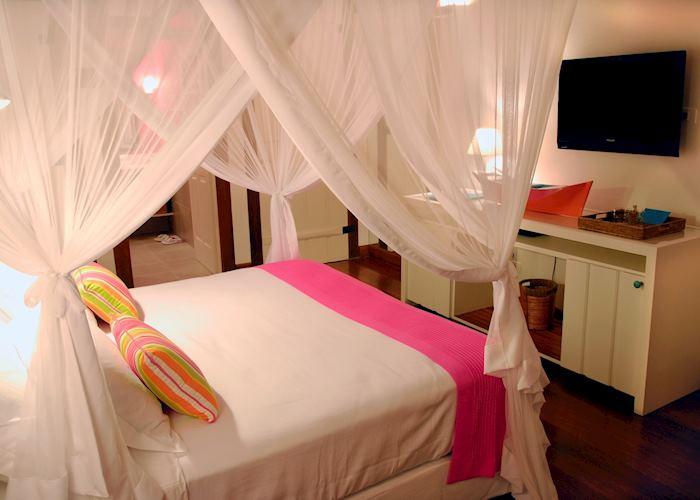 Deluxe Fushia Room, Casa Turquesa, Paraty