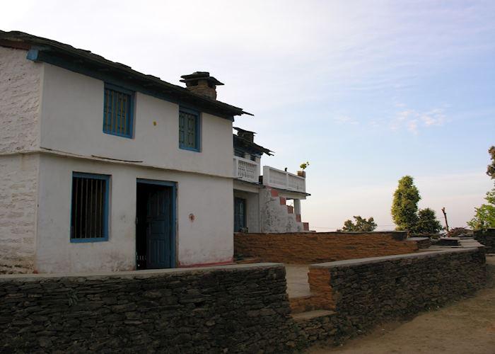 Local Village House, Almora