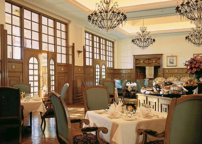 Restaurant at The Cecil,Shimla