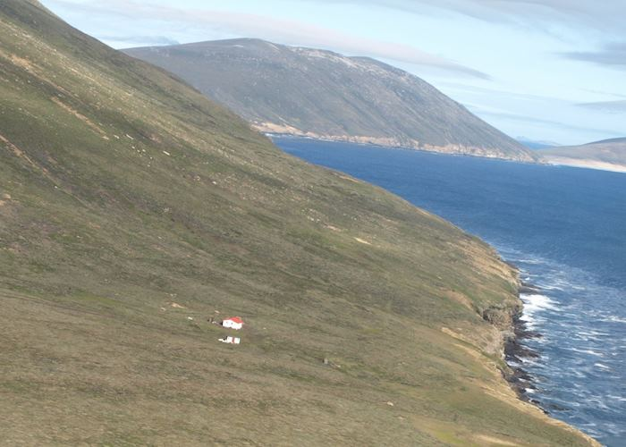 Rookery Lodge (self-catering), Saunders Island