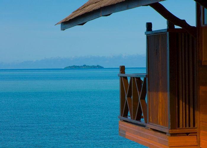 Chalet, Kapalai Island Resort, Kapalai Island