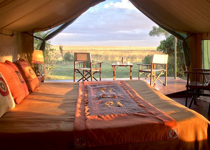 Governors' Main Camp, Masai Mara