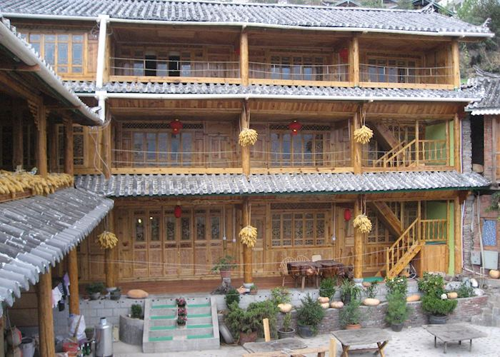 The Halfway Lodge, Tiger Leaping Gorge