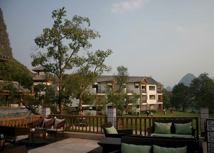 Dragonfly Bar, Yangshou Riverside Resort