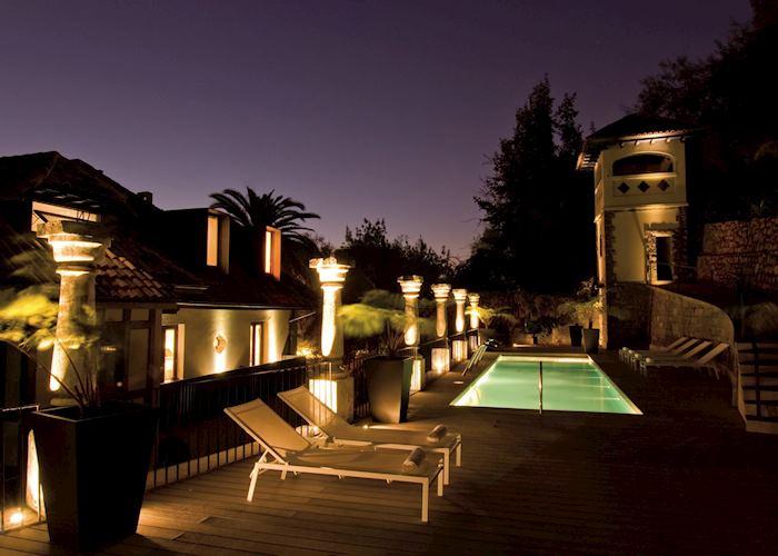 The Aubrey Hotel, Santiago