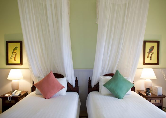 Deluxe room, La Veranda Resort, Phu Quoc Island